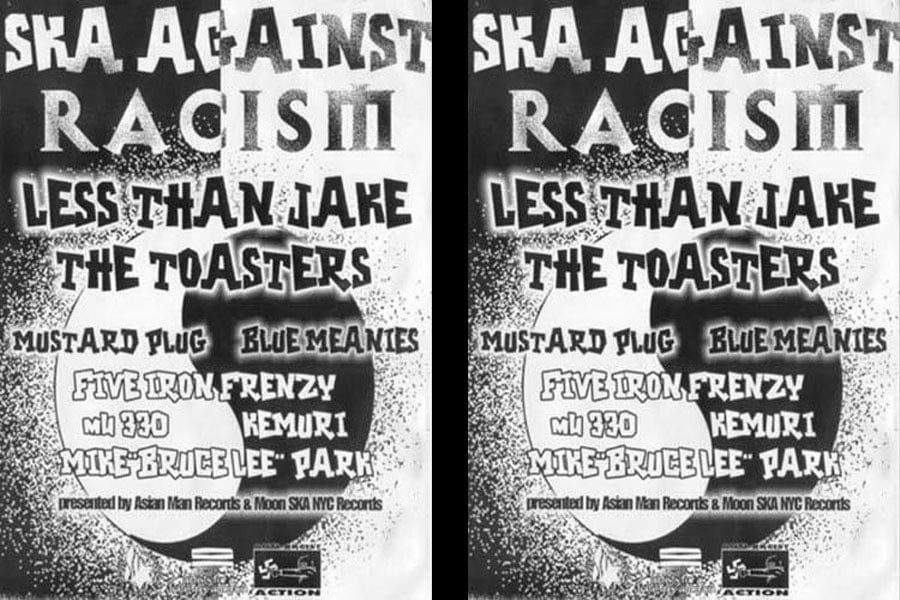 Ska Against Racism