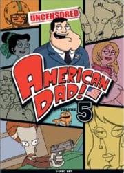 American Dad Volume 5