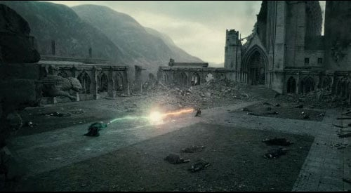Harry Potter and the Deathly Hallows Part 1 Trailer