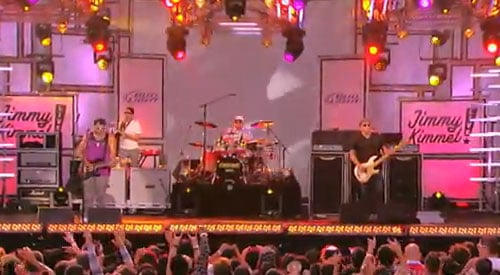 Sublime with Rome on Jimmy Kimmel Live