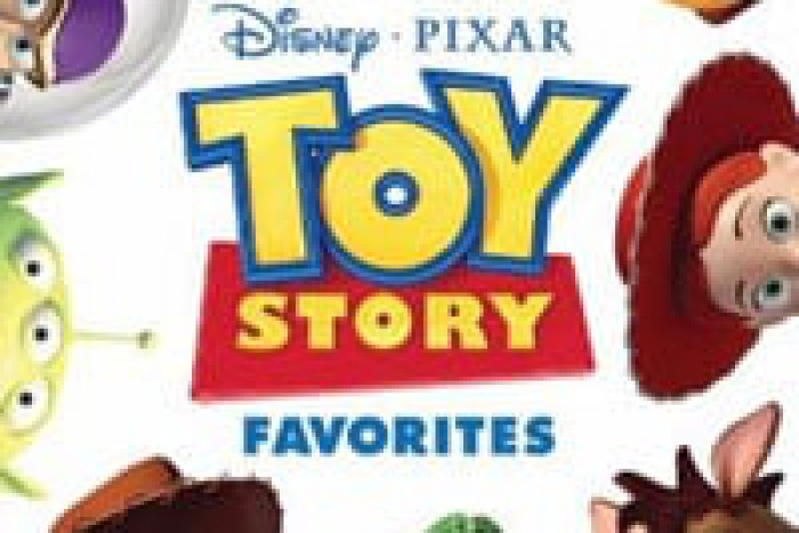 Toy Story Favorites Cd Review