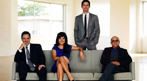 White Collar Season 1 DVD Contest