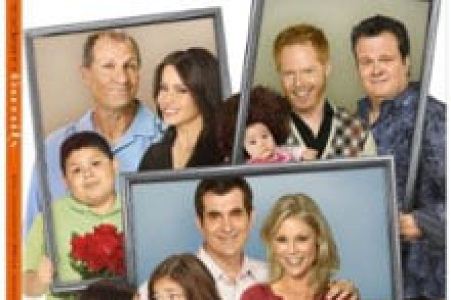 Modern Family DVD and Blu-Ray