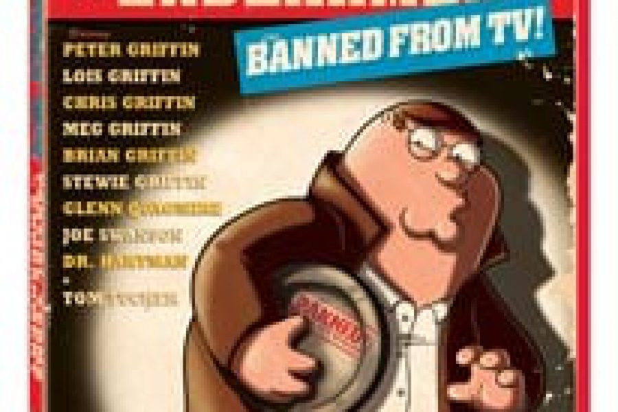 """""""Family Guy: Partial Terms Of Endearment"""" - Uncensored on DVD"""