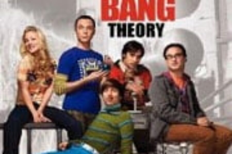 Big Bang Theory Season 3 DVD Review