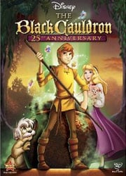 The Black Cauldron DVD Review
