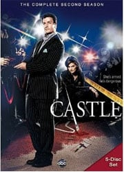 Castle Season 2 DVD Review