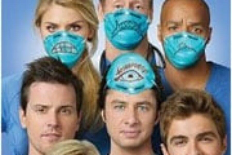 Scrubs Season 9 DVD Review