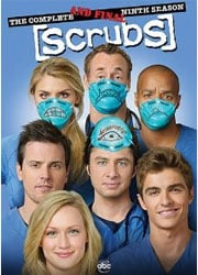 Scrubs Season 9 DVD Review