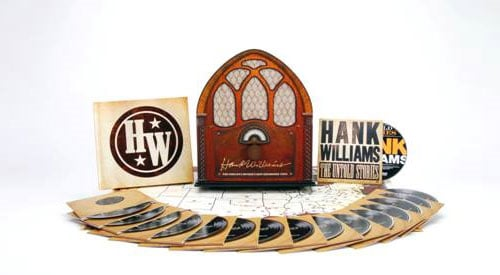 Hank Williams 16-disc Set