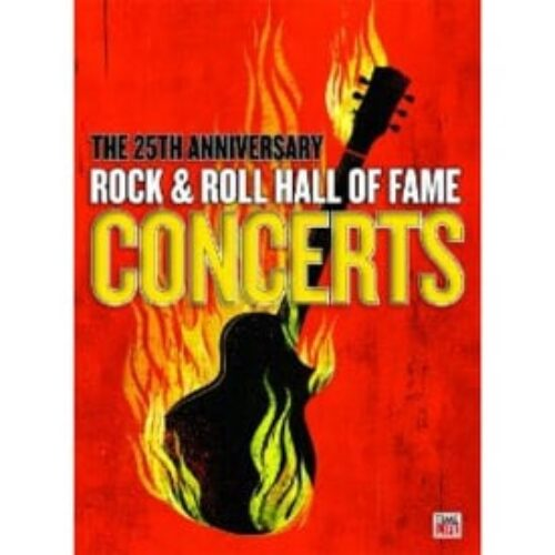 Rock and Roll Hall of Fame 25th Anniversary Concert DVD news