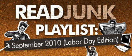 Work Songs Playlist on ReadJunk.com