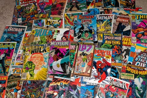 Comic Books For Sale! Orange County, NY