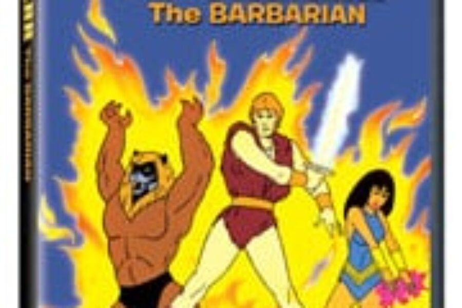 Thundarr The Barbarian DVD Review