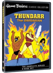 Thundarr The Barbarian DVD Review