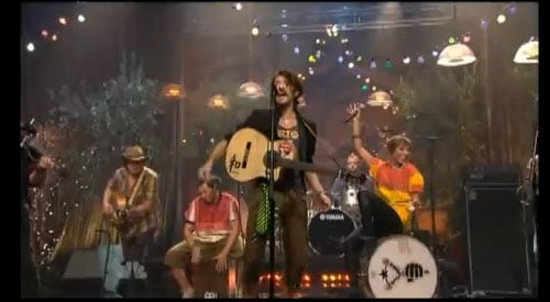 Gogol Bordello on The Tonight Show with Jay Leno