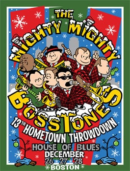 Mighty Mighty Bosstones Hometown Throwdown 13