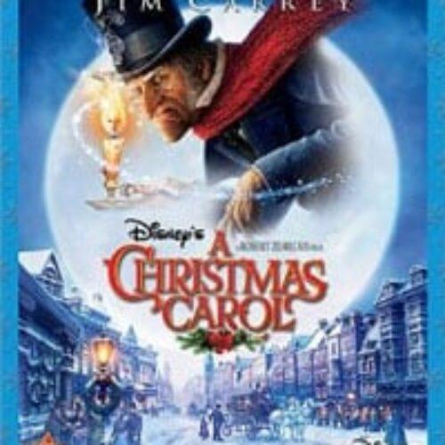 A Christmas Carol Blu-Ray + DVD Combo Review