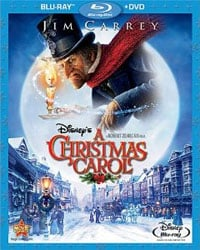 A Christmas Carol Blu-Ray + DVD Combo Review