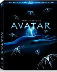 Avatar Extneded Blu-Ray Review