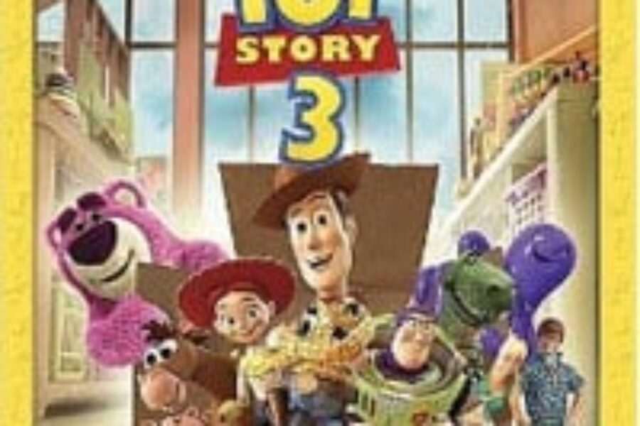 Toy Story 3 DVD Blu-Ray Review