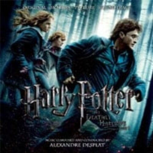 Harry Potter and Deathly Hallows Part 1 CD Review
