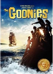 The Goonies 25th Anniversary Collector's Edition DVD Review