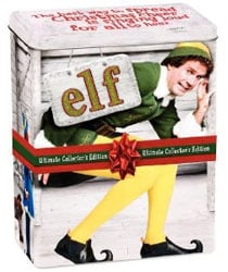 Elf Ultimate Collector's Edition DVD
