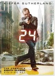 24 Season 8 DVD Review
