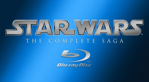 Star Wars Blu-Ray release news