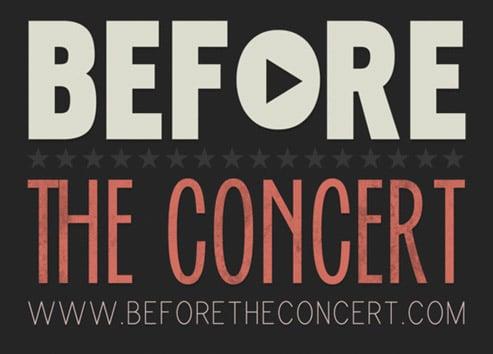 BeforeTheConcert.com