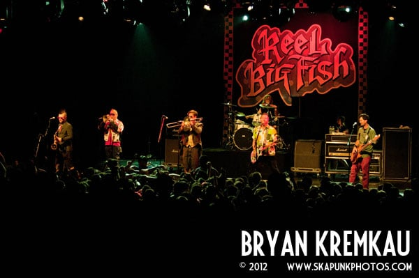 Reel Big Fish / Goldfinger / Big D and the Kids Table - Best Buy Theater - Bryan Kremkau (28)