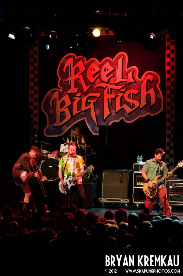 Reel Big Fish / Goldfinger / Big D and the Kids Table - Best Buy Theater - Bryan Kremkau (29)