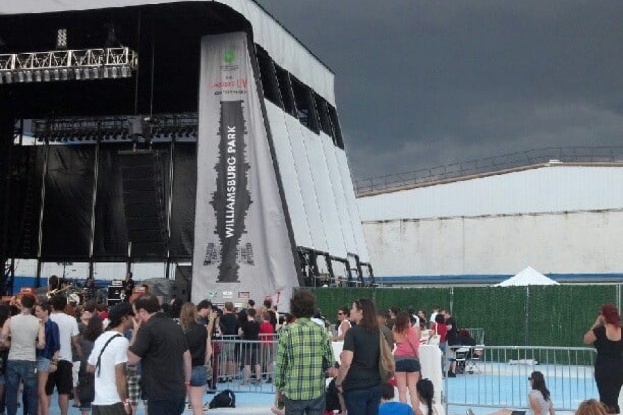 Riot Fest Brooklyn 2012 canceled - Photo by Bryan Kremkau