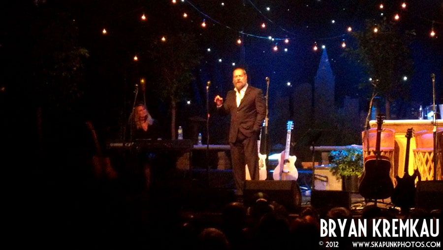 Russell Crowe at Gramercy Theatre, © 2012 - Bryan Kremkau