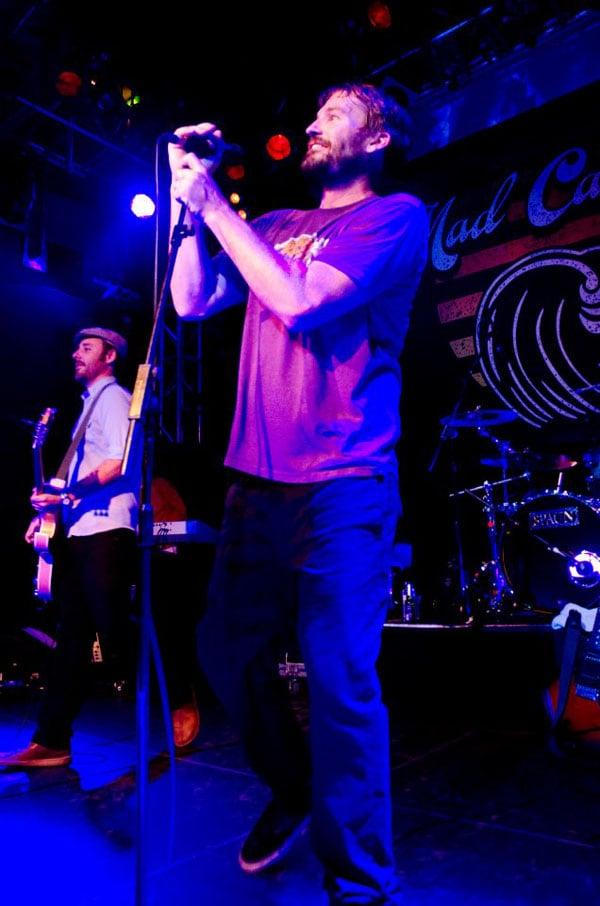 Mad Caddies @ O2 Islington, London, UK - Matt Kremkau (12)