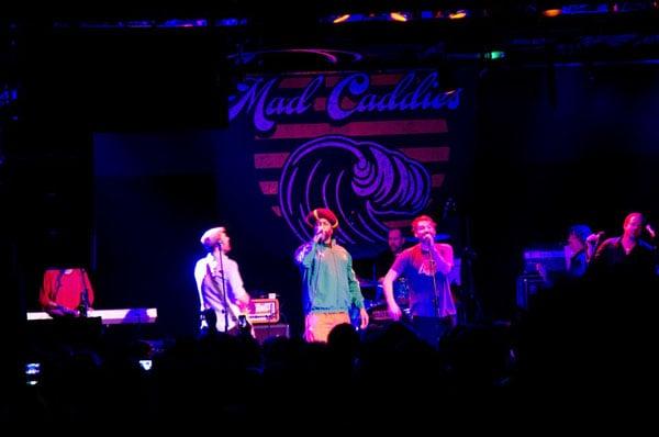 Mad Caddies @ O2 Islington, London, UK - Matt Kremkau (8)
