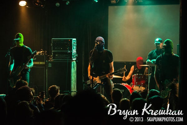 Masked Intruder @ Santos Party House, NYC (2)