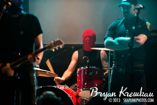 Masked Intruder @ Santos Party House, NYC (3)