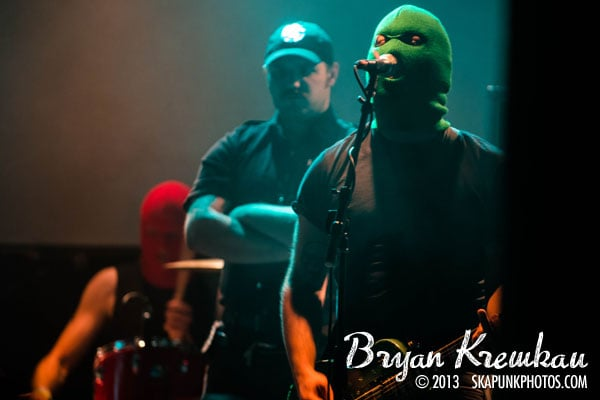 Masked Intruder @ Santos Party House, NYC (4)