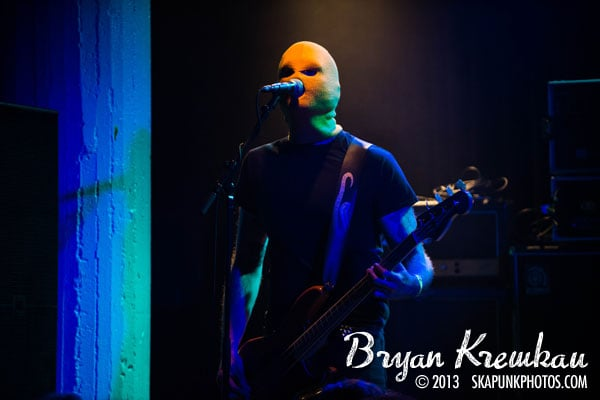Masked Intruder @ Santos Party House, NYC (5)