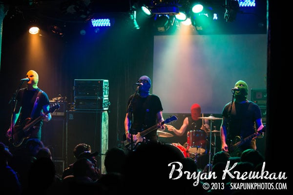 Masked Intruder @ Santos Party House, NYC (8)