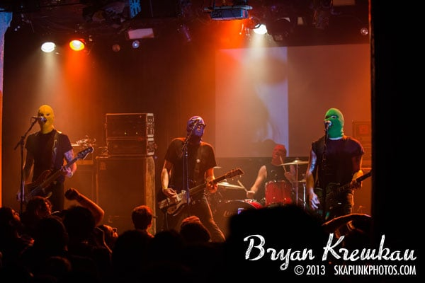 Masked Intruder @ Santos Party House, NYC (15)