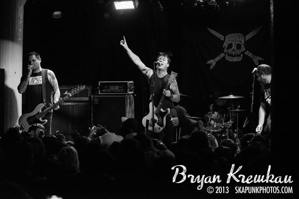 Teenage Bottlerocket @ Santos Party House, NYC (20)