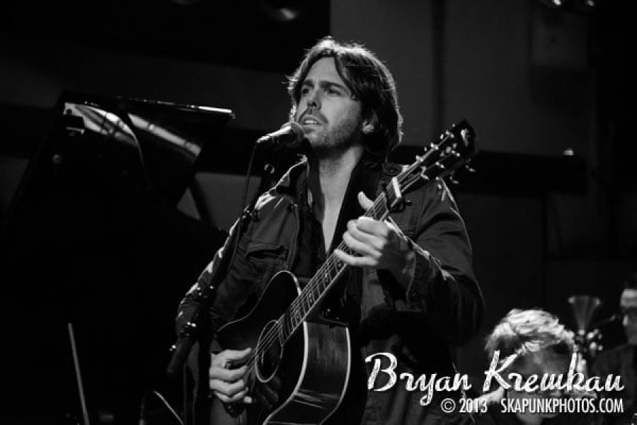 Peter Bradley Adams @ Rockwood Music Hall, NYC - March 9th 2013 (16)