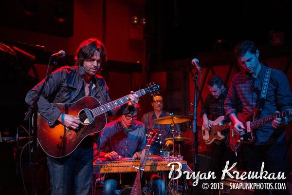 Peter Bradley Adams @ Rockwood Music Hall, NYC - March 9th 2013 (13)