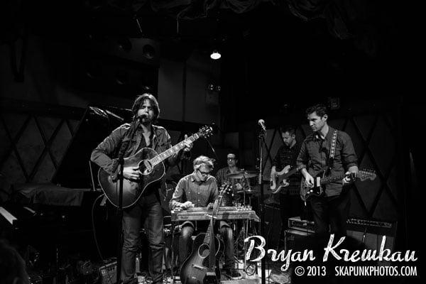 Peter Bradley Adams @ Rockwood Music Hall, NYC - March 9th 2013 (11)