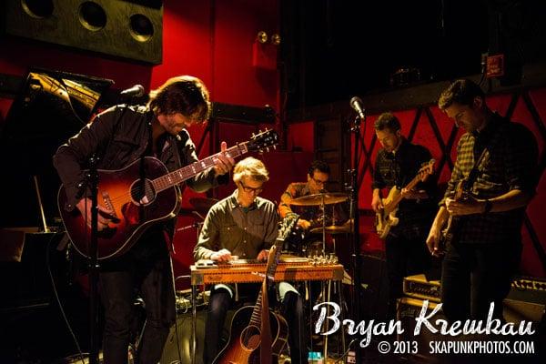 Peter Bradley Adams @ Rockwood Music Hall, NYC - March 9th 2013 (10)