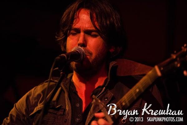 Peter Bradley Adams @ Rockwood Music Hall, NYC - March 9th 2013 (9)
