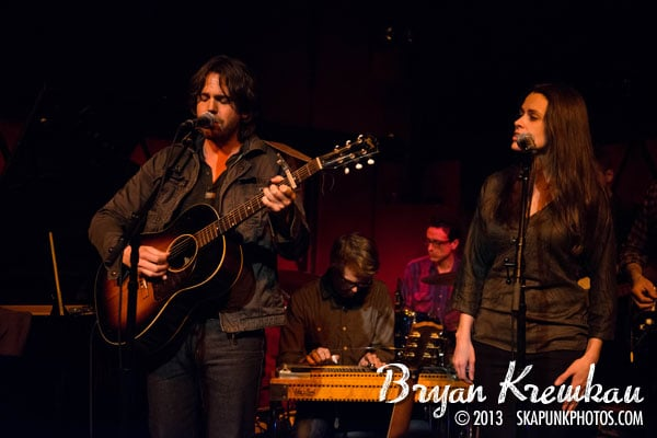 Peter Bradley Adams @ Rockwood Music Hall, NYC - March 9th 2013 (7)
